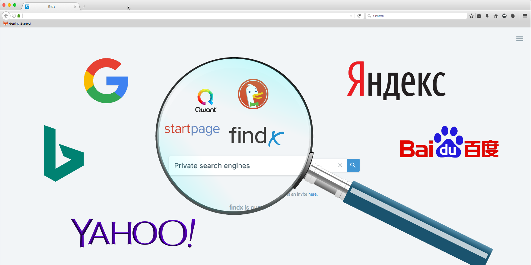 How many private search engines can you name? Here are a few tips - Dataethical Thinkdotank