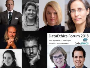 European Data Ethics Forum 2018 - Dataethical Thinkdotank